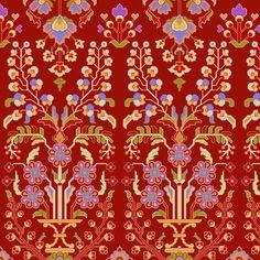 Serpentine 681 fabric by muhlenkott on Spoonflower - custom fabric