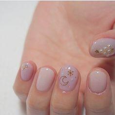 Asian Nails, Korean Nail Art, Asian Nail Art, Subtle Nails, Kawaii Nails, Pretty Nail Art, Minimalist Nails, Best Acrylic Nails, Dream Nails