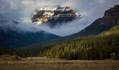 Lamar Valley Mountains Photo by Ruzdi Ekenheim — National Geographic Your Shot