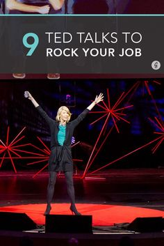 The 9 Best TED Talks to Help You Kick Ass at Work (and in Life) #tedtalks #work #inspiration
