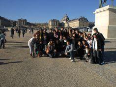 Versailles, Enero 2011