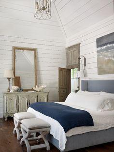 Elegant Beach House Interior Idea