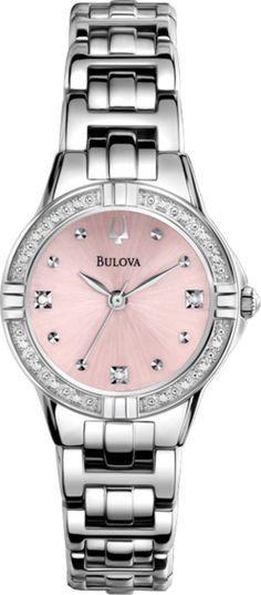 Bulova   Founding Year  1875  New York  USA   Diamond Collection