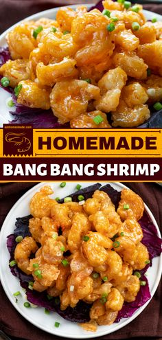 You have to try this Air Fryer Bang Bang Shrimp recipe! This easy appetizers for a party will give you all the flavors of fried bang bang shrimp but in a healthier way! It's the best seafood recipe! Fried Shrimp Recipes, Best Seafood Recipes, Fish Recipes, Meat Recipes, Cooking Recipes, Best Appetizers, Appetizer Recipes, Seafood Dishes, Seafood Meals