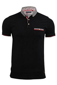 From 9.99:Brave Soul Men's Montague Polo Shirt Black-large | Shopods.com Polo Shirt, T Shirt, Brave, Polo Ralph Lauren, Mens Tops, Fashion, Men, Supreme T Shirt, Moda