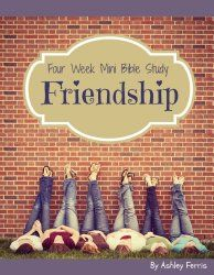 Friendship {A Giveaway} - Arabah