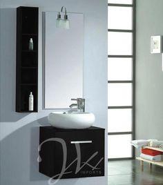21.75 Inch Orion Single Bathroom Vanity