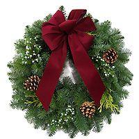 decorating wreaths