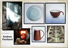 Andrew Pentland will be exhibiting at Wardlow Mires Pottery and Food Festival 12th and 13th of September 2015.