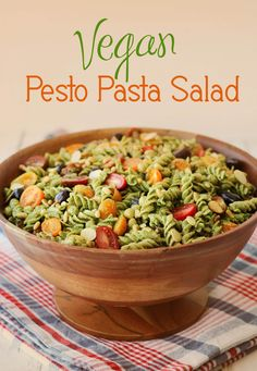 This vegan pesto gluten free pasta salad recipe was created with HP Canada and will be a hit at any Summer BBQ, cook-out or family potluck.