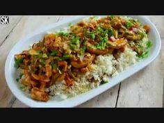 Sertésborda hentes módra Fried Rice, Make It Yourself, Ethnic Recipes, Youtube, Nasi Goreng, Youtube Movies