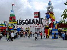 I also came HERE for some family fun: Legoland! :-) Get some great #trip_ideas and start planning your next trip! See More: RoutePerfect.com