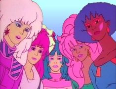 Jem and all the Holograms: Was it a good show for little girls? By Amanda Rodriguez #jem #fem2 #80s