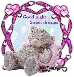 Tatty teddy - good night