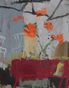 David Pearce Paintings In The Summer House Painting