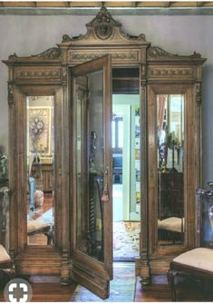 Ideas secret door in houses hidden rooms narnia Architectural Salvage, My Dream Home, Dream Homes, House Plans, New Homes, House Ideas, Interior Design, Design Interiors, Room Interior