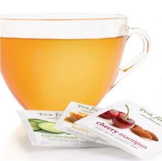 Tea Forte sample
