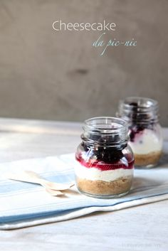 Cheesecake senza cottura in 15 minuti