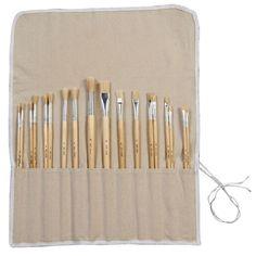 Art and Craft Gifts for Kids: Artist's loft bristle brush set