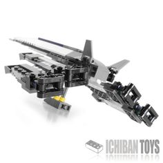 Normandy V1.5 - Custom LEGO Element Kit | 2012 | 160 pieces | Here's another model that came from ideas emailed to us by you