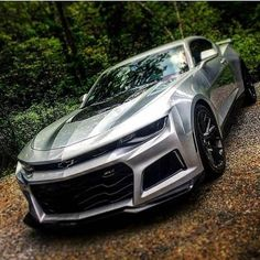 Chevrolet Camaro painted in Silver Ice Metallic Photo taken by: – Latest Car Pictures Camaro Car, Chevrolet Camaro, Corvette, Camaro Iroc, Chevelle Ss, Mazda6, Cool Sports Cars, Subaru Legacy, Supercars