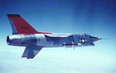 Vought F8U-3 Crusader III Super Crusader