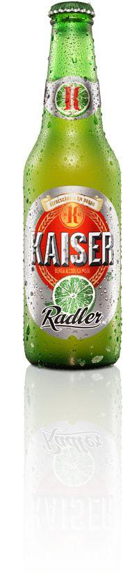Kaiser lança cerveja com limão