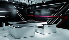 Mercedes-AMG Global Communication Studio by Bruce B., Stuttgart – Germany:
