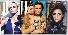 FREE $$ Subscription to W Magazine!