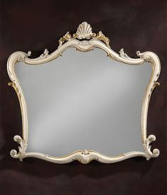 """Italian Carved Mirror framed mirrors CM939  46-1/2"""" x 42""""H  list price: $4,062.50 your price: $3,250.00"""