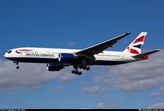 G-YMMH British Airways Boeing 777-236(ER) taken 20-09-2013 at London - Heathrow (LHR / EGLL) airport, United Kingdom by Jan Seba