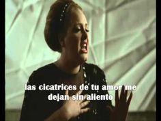 Adele Rolling In The Deep Video Oficial Original + Subtitulos En Español - YouTube