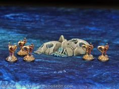 Rob Hawkins Hobby: Dreadfleet: Black Kraken and Grimnir's Thunder