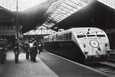 "Autorail ""Etat SNCF Presidentiel"""