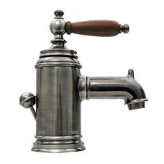 Check out the Whitehaus N21 Fauntainhaus Single Hole / Single Lever Bathroom Faucet priced at $448.25 at Homeclick.com.