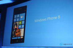 Windows Phone 8 Start Screen