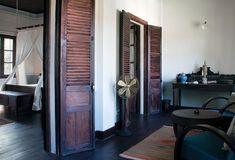 Tropical colonial elegance (at Satri House, Luang Prabang)