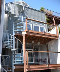 Best Three Floor Spiral Staircase Perfect Build A Home In 400 x 300