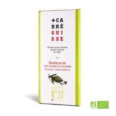 Recette N°22 - Carré Suisse