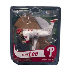 Cliff Lee McFarlane Action Figure, Series 29