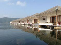Lake Heaven Resort, Kanchanaburi. เลคเฮเว่น รีสอร์ท จ.กาญจนบุรี