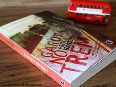 Atena.x.Afrodite: Book Club: A Garota No Trem