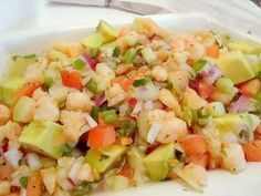 What's Cookin, Chicago?: Shrimp Ceviche