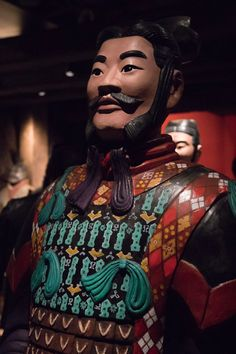 Post with 118 votes and 5172 views. Tagged with china, seattle, yougonlearntoday, terracotta warriors, veryoldthingsthatwehumansdugup; Cool Facts About Terracotta Warriors Warriors Standing, Chinese Armor, Terracotta Army, China Today, Chivalry, Ancient China, Historian, Beijing, Fun Facts