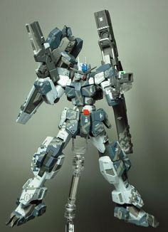 "Custom Build: HG 1/144 Gundam Zabanya ""Urban Warfare ver."" - Gundam Kits Collection News and Reviews"