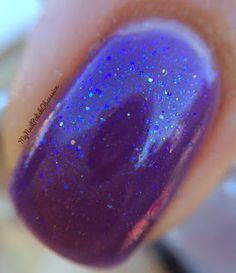 My Nail Polish Obsession:Yang #yang - n/a