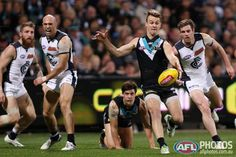 Robbie Gray against Carlton 22-8-13