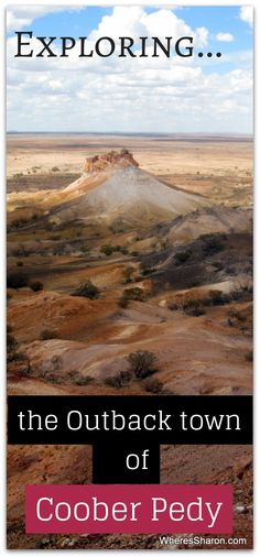 A guide to the underground Outback town of Coober Pedy, underground town Melbourne, Sydney, Places To Travel, Places To See, Travel Destinations, Western Australia, Australia Travel, South Australia, Kangaroo Island