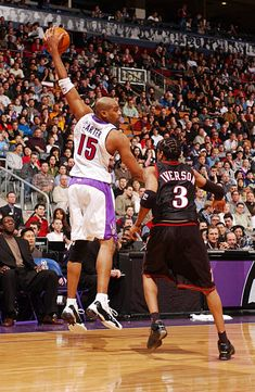 Image result for vince carter sixers