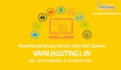 RELIABLE HOSTING @ AFFORDABLE PRICE **************************************  Visit: www.hosting1.in
